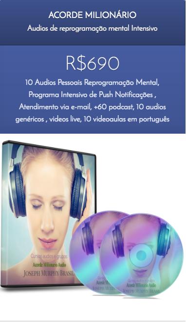 Curso usando sua mente- Audios reprogramação mental