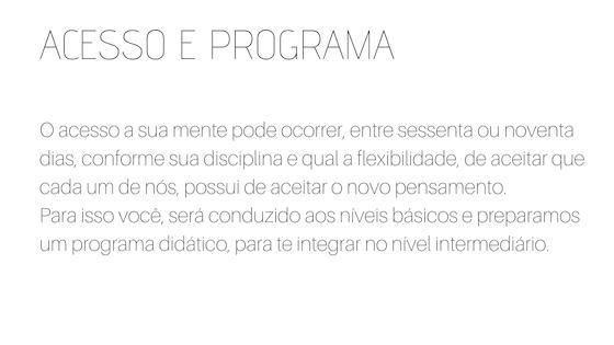 Programa curso Joseph Murphy-Aplicativo